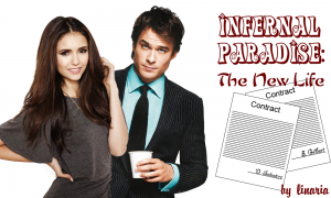 "Фанфик ""Infernal paradise: The New life"" - R"