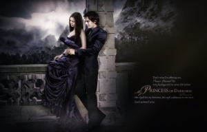 "Фан-арт ""His Princess of Darkness"" PG"